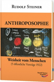 Abb.: Rudolf Steiner, Anthroposophie